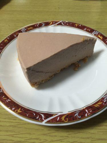 チョコチーズケーキ (2)